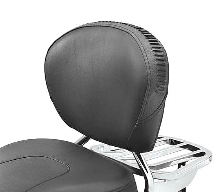 Harley-Davidson® Passenger Backrest Pad | Fat Boy® Styling | Medium Low Touring