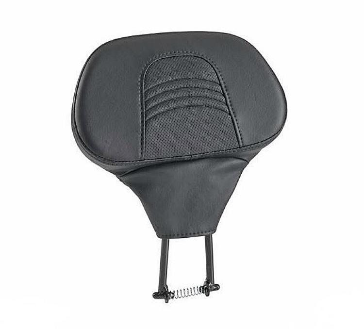 harley street glide driver backrest