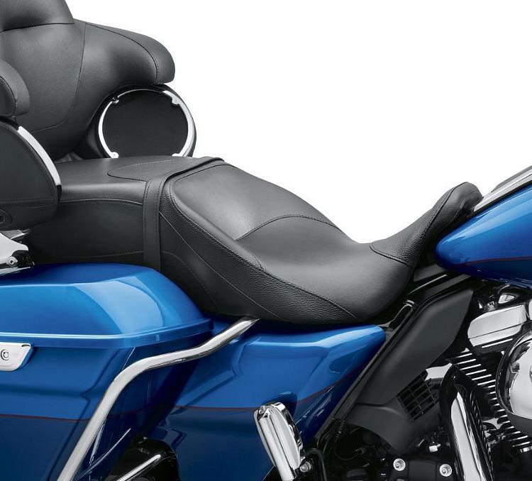 Harley-Davidson® Tallboy Seat | '14-later Touring & Trike