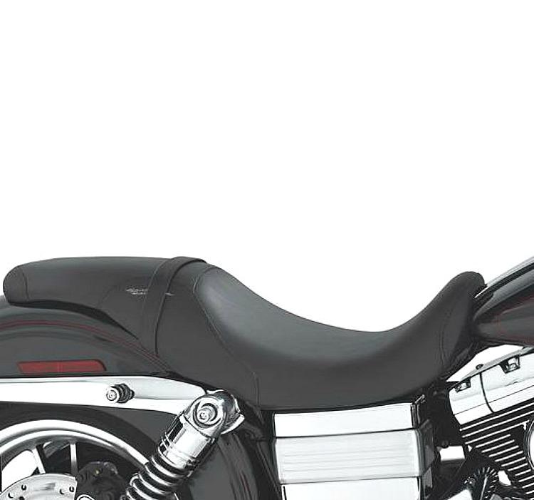 Harley-Davidson® Badlander® Seat - Dyna®