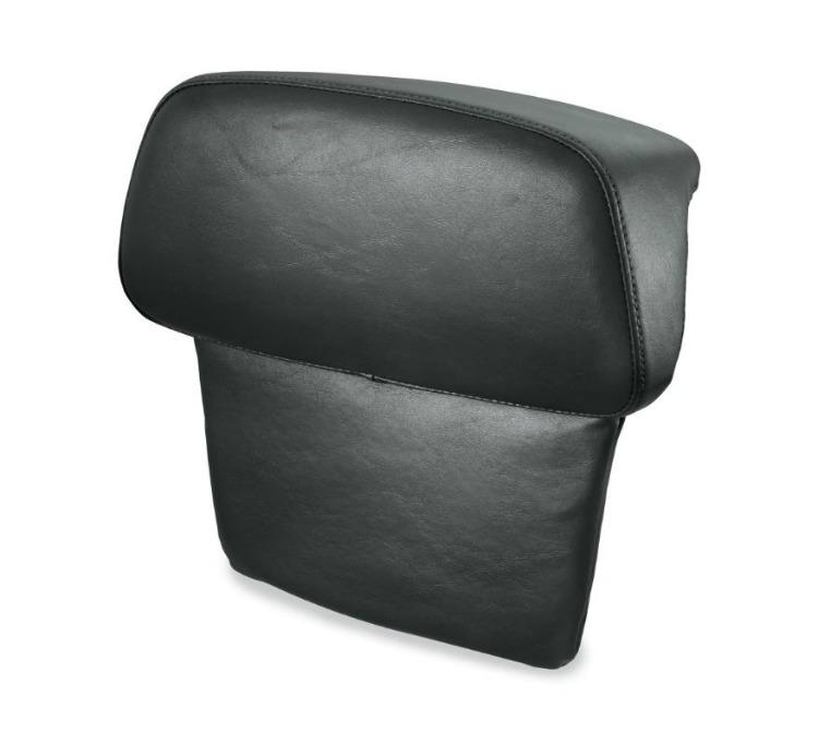 Harley-Davidson® Chopped Tour-Pak® Backrest Pad - Smooth