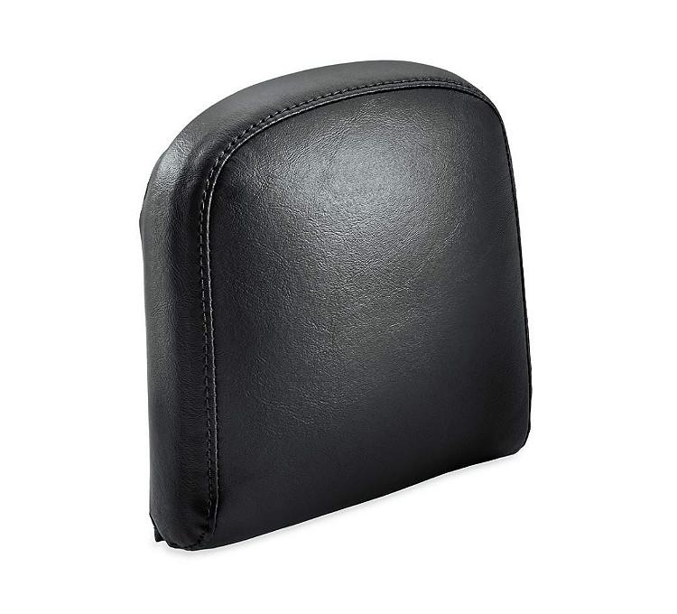 Harley-Davidson® Passenger Backrest Pad   Mid-Sized   Smooth Black Vinyl   '18-Later Softail® Models