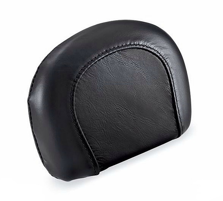 Harley-Davidson® Backrest Pad - Compact - Leather