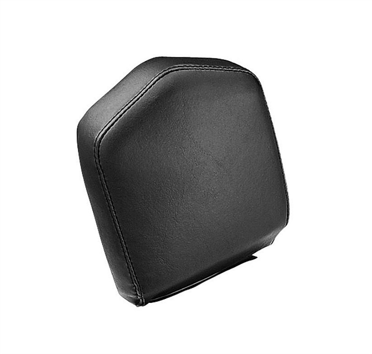 Harley-Davidson® Backrest Pad | Smooth Top-Stitched
