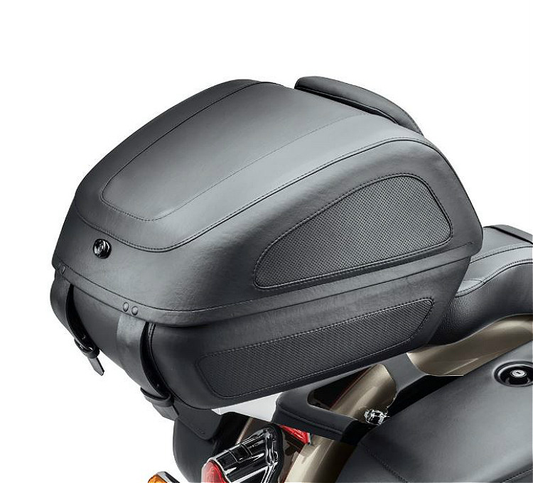 Harley-Davidson® Tour-Pak® Luggage | '18-Later Milwaukee-Eight® Softail® | Smooth Vinyl