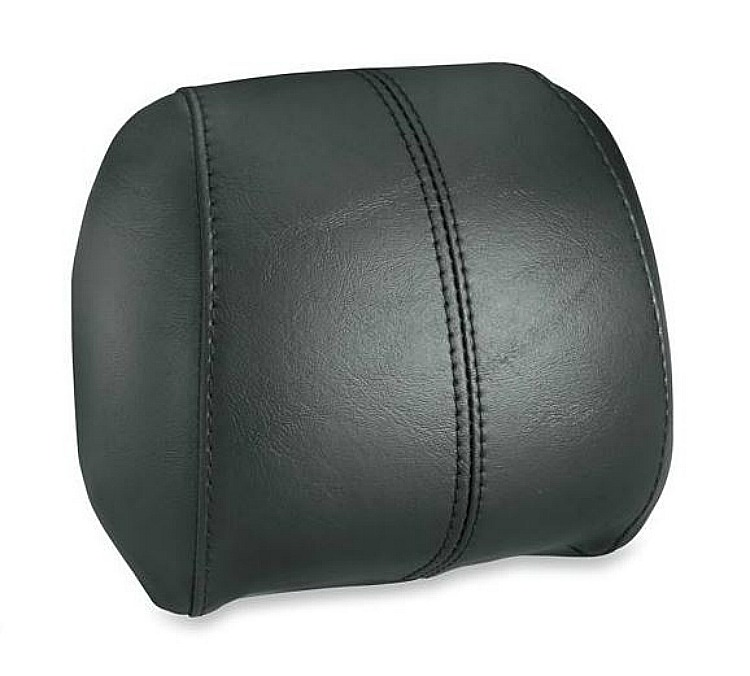 Harley-Davidson® Backrest Pad for Softail® One-Piece Sissy Bar Upright - Short