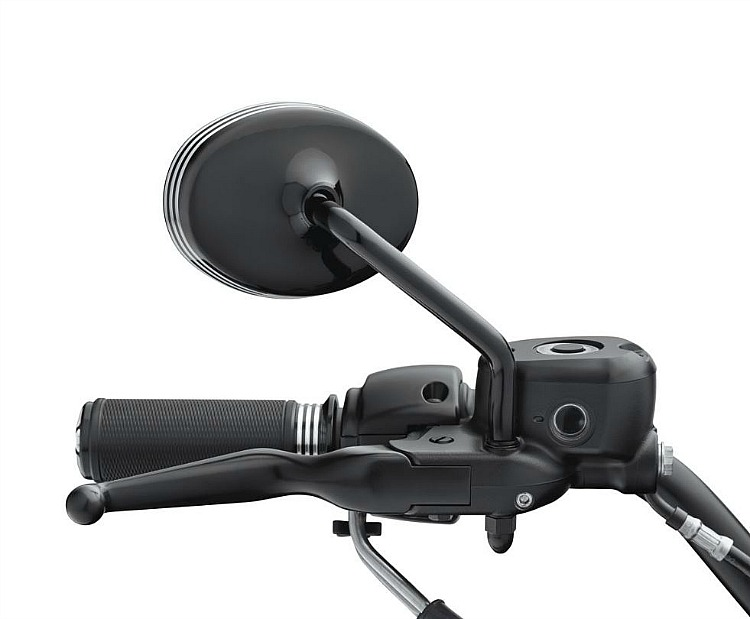 Harley-Davidson® Edge Cut Collection | Dome Mirrors
