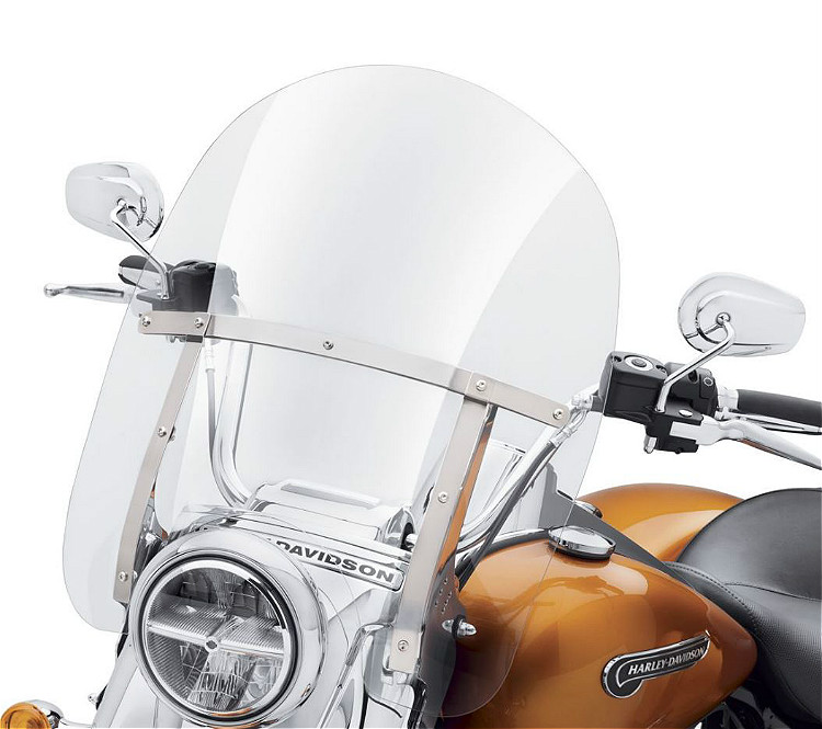"Harley-Davidson® Freewheeler® H-D® Detachables™ 20"" Windshield 