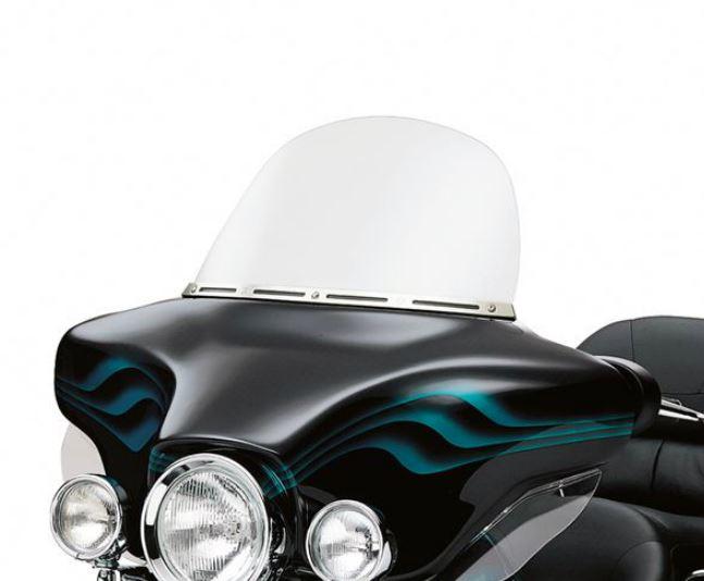 "Harley Davidson 12/"" Windshield Clear   86-95 Touring Electraglide"