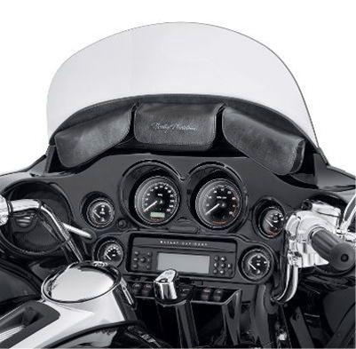 Harley-Davidson® Three-Pocket Fairing Pouch 5890011