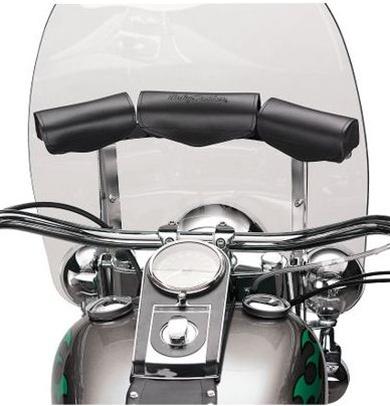 Harley-Davidson® Three-Pocket Windshield Pouch