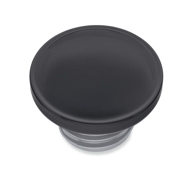 Harley-Davidson® Custom Right Side Fuel Tank Cap | Gloss Black