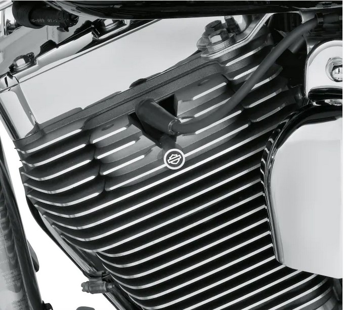 Harley-Davidson® Finned Headbolt Bridge