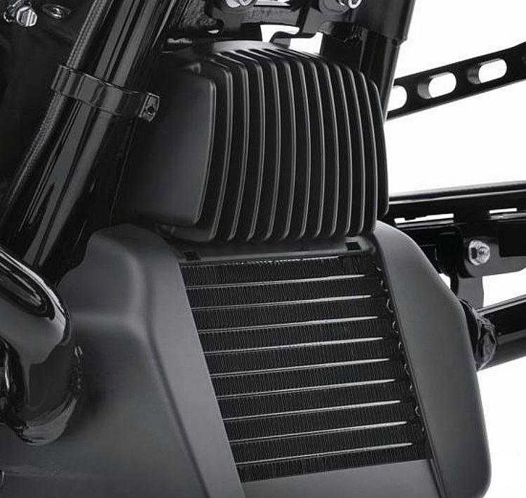 Harley-Davidson® Oil Cooler | Fan isted 62700204