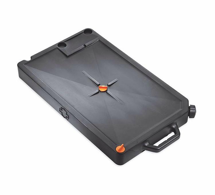 Harley-Davidson® Oil Drain Pan | Low-Profile