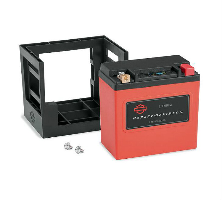 Harley-Davidson® Lithium LiFe 8Ah Motorcycle Battery
