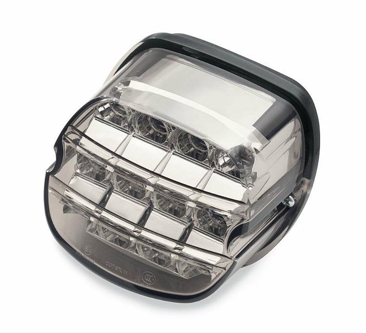 Harley-Davidson®  Layback LED Tail Lamp | Smoked Lens
