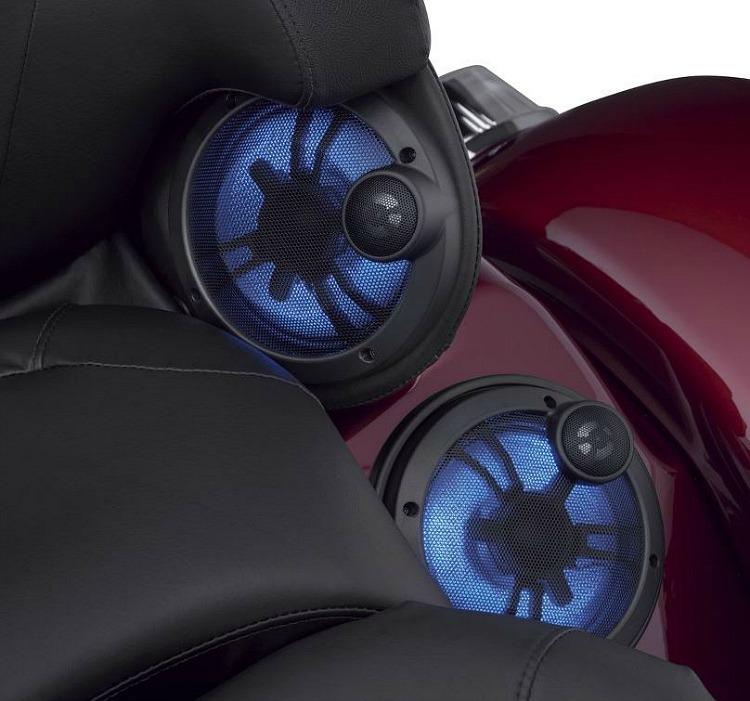 Harley-Davidson® Spectra Glo™ Speaker Illumination Kit | Stage II