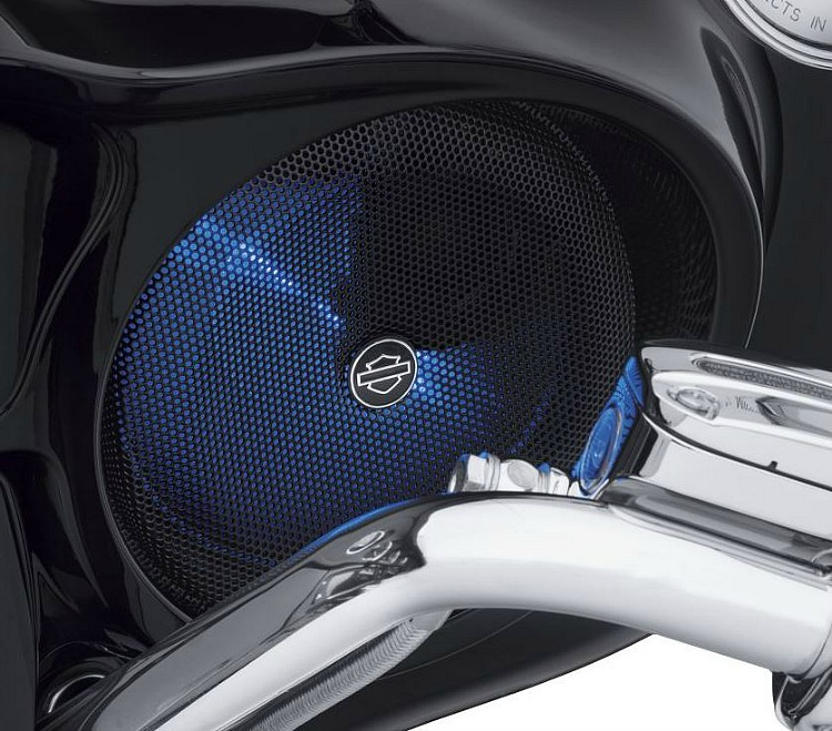 Harley-Davidson® Spectra Glo™ Speaker Illumination Kit | Stage I