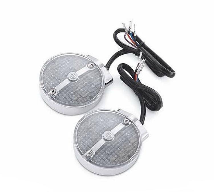 Harley-Davidson® Bar & Shield® Rear LED Turn Signals