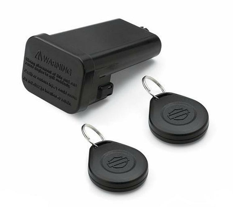 Harley-Davidson® Smart Security System