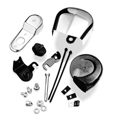 Harley-Davidson® Chrome Horn Kit