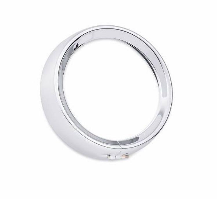 Harley-Davidson® Headlamp Trim Ring | Chrome