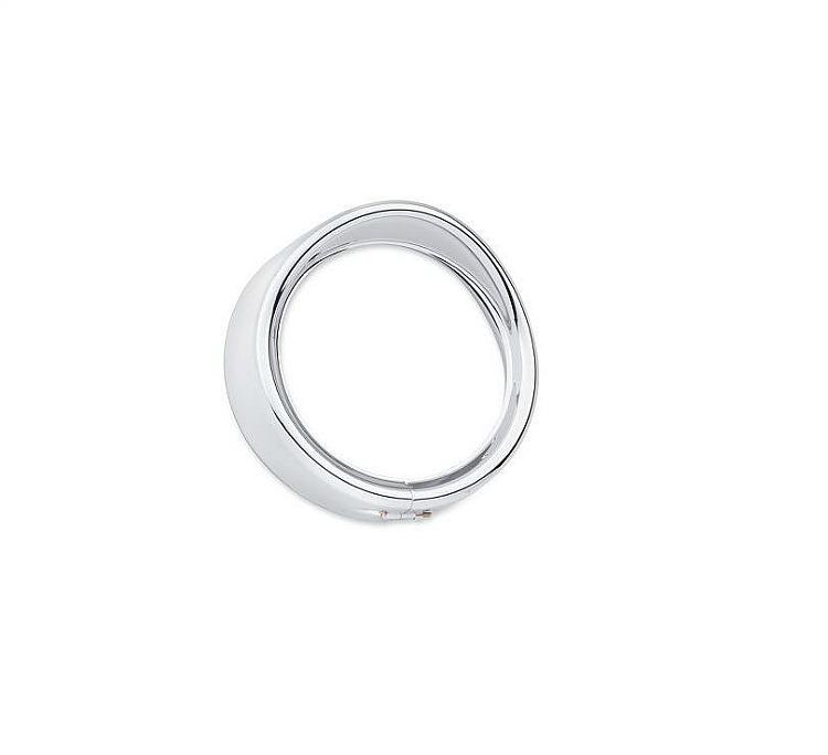 Harley-Davidson® Headlamp Trim Ring | Visor Style