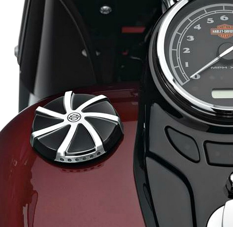 Harley-Davidson® LED Fuel Gauge - Agitator