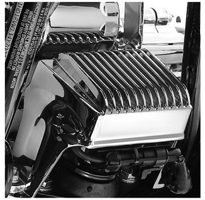 Harley-Davidson® Chrome Voltage Regulator