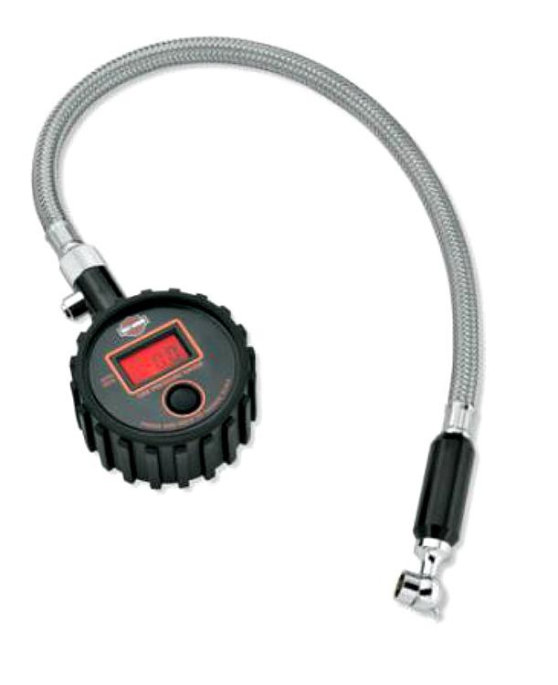 Harley-Davidson® Digital Tire Pressure Gauge