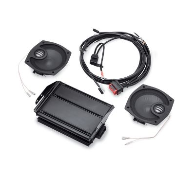 Harley-Davidson® 2-Speaker Boom!™ Bagger Kit | '06-'13 Street Glide®