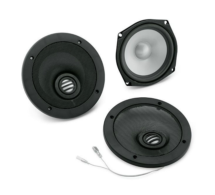 Harley-Davidson® Boom!™ Audio High Performance Boom!™ Bagger Speakers | Tour-Pak® Rear Speakers | 2 ohm
