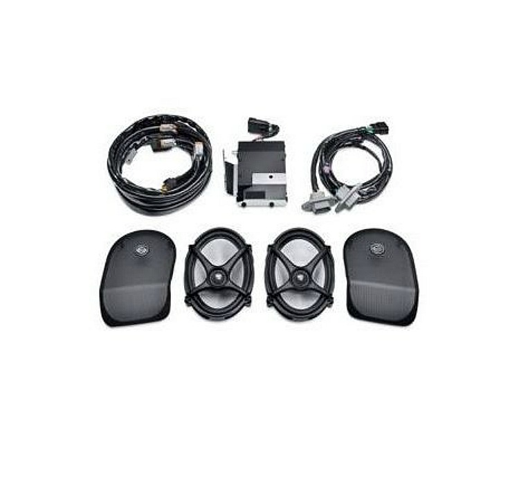 Harley-Davidson® Saddlebag Speaker Expansion Kit - CVO™
