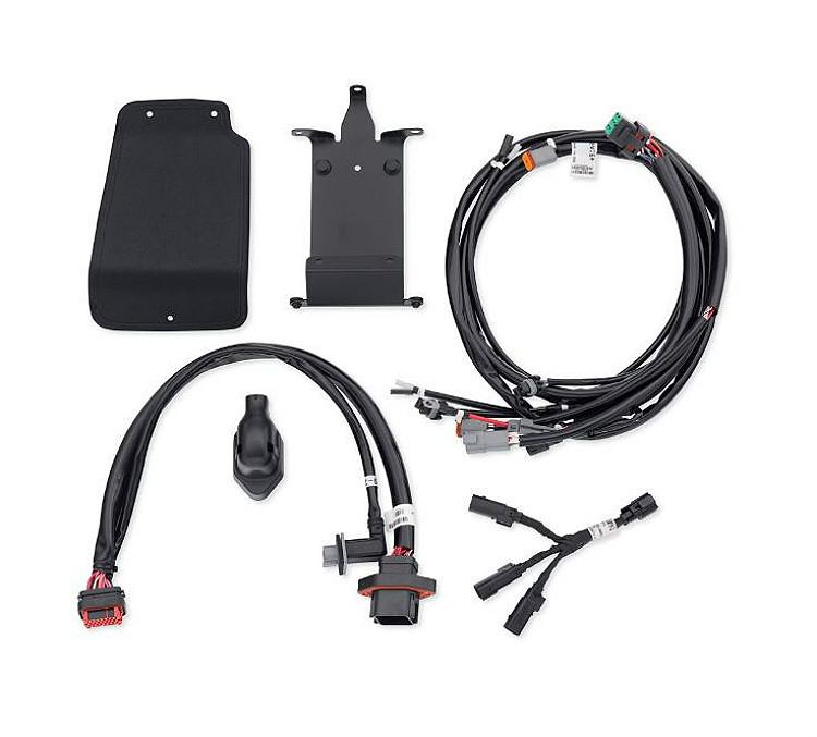 Harley-Davidson® Boom!™ Audio Stage II Fairing Lower Speaker Installation Kit | '14-'16