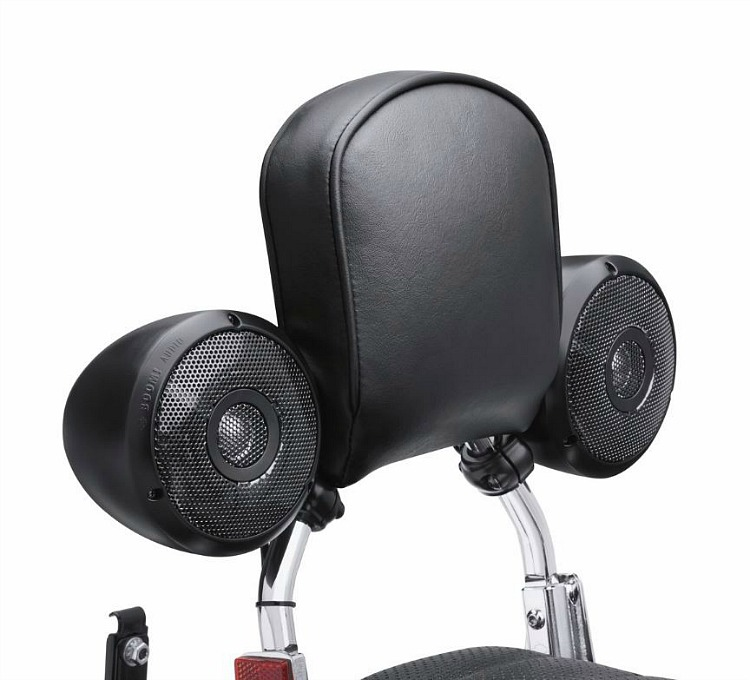 Harley-Davidson® Boom! Audio Bluetooth Cruiser Amp & Speaker Expansion Kit | Satin Black