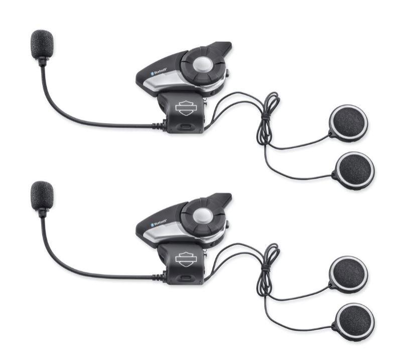 Harley-Davidson® Boom!™ Audio 20S Bluetooth Helmet Dual Headset Pack
