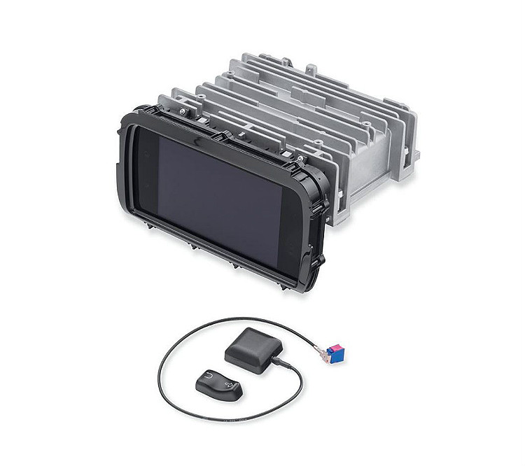 "Boom!™ Audio Box GTS Touchscreen 6.5"" Flat-screen Radio Kit    Road Glide® Fairing   '14 - Later Touring"