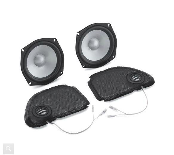 Harley-Davidson® Boom!™ Audio High Performance Boom!™ Bagger Road Glide® Fairing Speakers