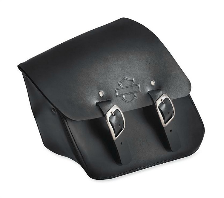 Harley-Davidson® Swingarm Bag Sportster   Single Sided   Black