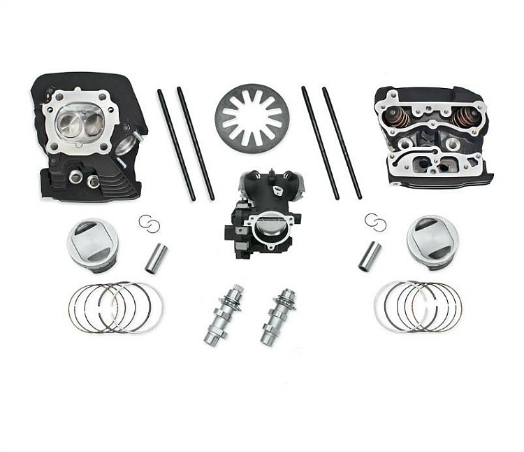 Harley-Davidson® Screamin' Eagle® Street Performance Big Bore Stage IV Kit  | 103 Cubic Inches - 92500011