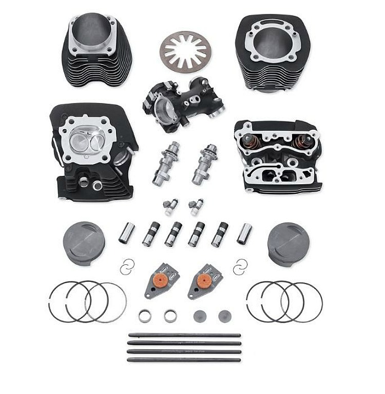 Harley-Davidson® Screamin' Eagle® Bolt-On 110CI Stage IV Tire Shredder Kit  - 92500038