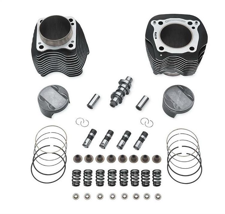 Harley-Davidson® Screamin' Eagle® Screamin' Eagle Milwaukee-Eight® Engine Stage III Kit – 107CI to 114CI