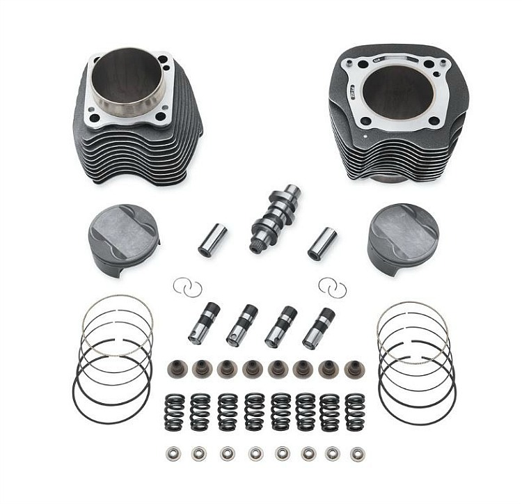 Harley-Davidson® Screamin' Eagle® Stage III Kit | 114 - 117CI | Milwaukee-Eight Engine