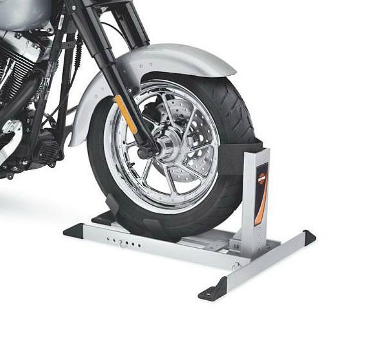 Harley-Davidson® Cruiser Cradle Wheel Chock