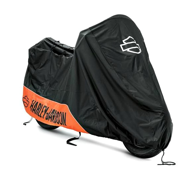 Harley-Davidson® Indoor/Outdoor Motorcycle Cover - VRSC™, Dyna®, and Softail® models
