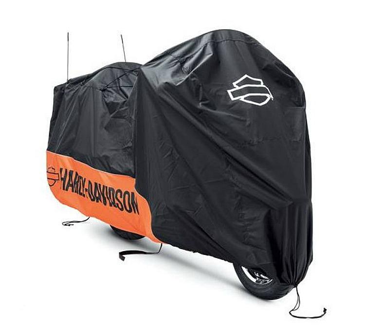 Harley-Davidson® Indoor/Outdoor Motorcycle Cover - Touring/Freewheeler™
