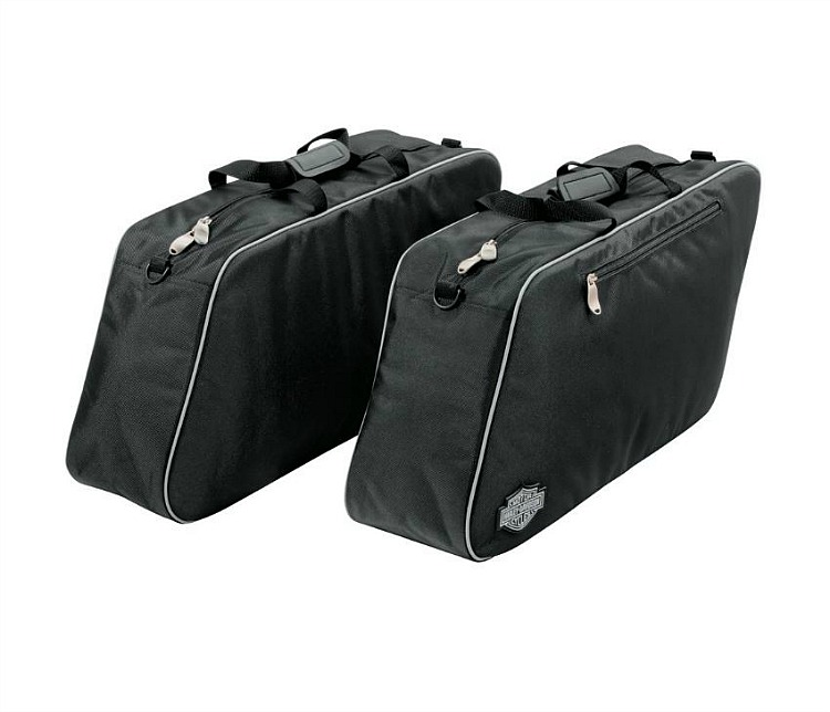 Harley-Davidson® Hard Saddlebag Inserts | Premium Travel-Paks