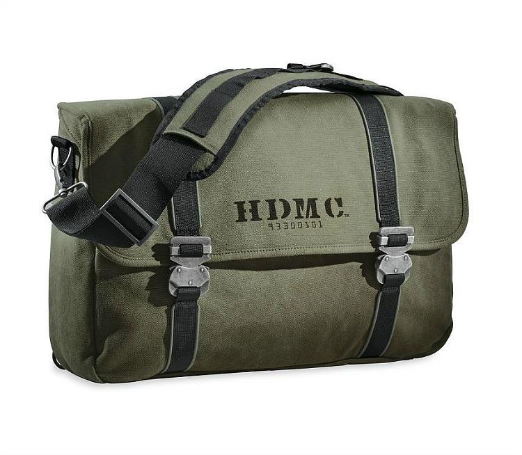 Harley-Davidson® HDMC™ Messenger Bag  31745a3d3a1