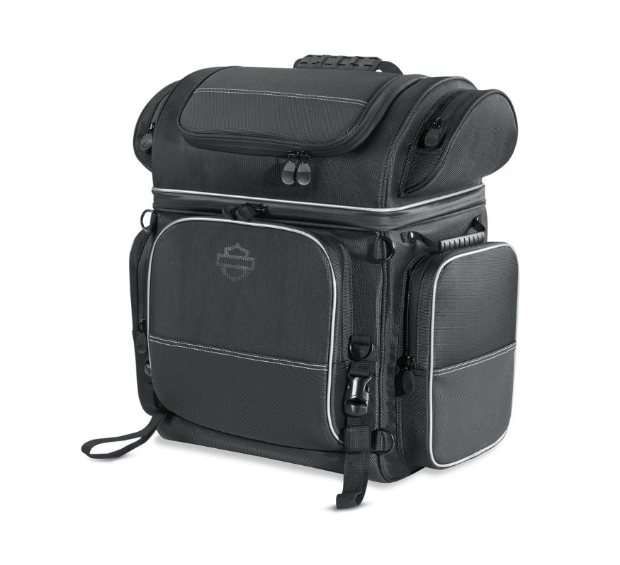 Harley-Davidson® Onyx™ Premium Luggage Touring Bag